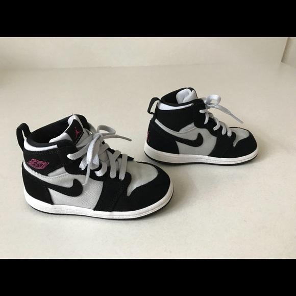 025fecb73670e Toddler Girl Nike Jordan High Tops. M 5a7c4b85739d482a971f939c